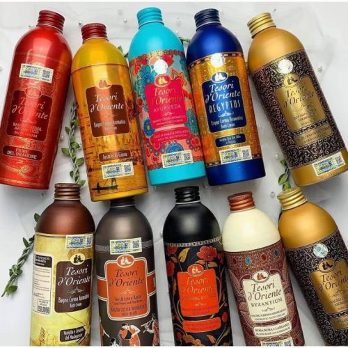 ĐÁNH GIÁ Sữa tắm Tesori D'oriente mùi nào thơm nhất? Giá bao nhiêu? Mua đâu chính hãng?
