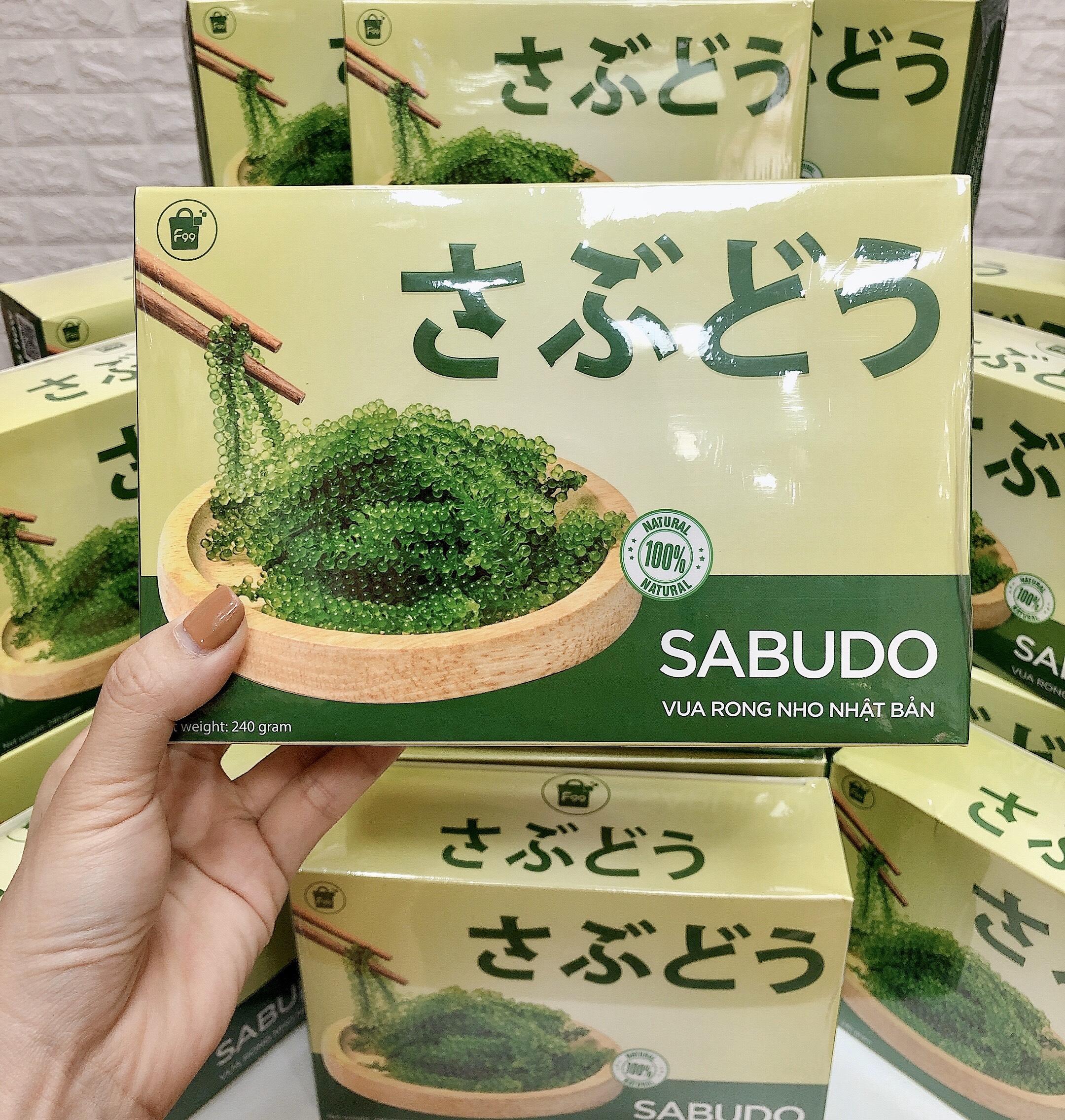 Rong nho Sabudo là gì?
