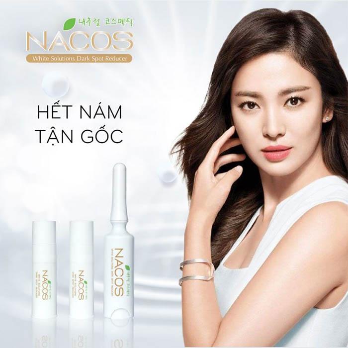 kem-tri-nam-nacos-white-han-quoc
