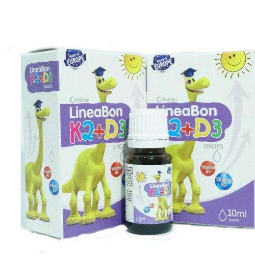 [Review] Lineabon Vitamin D3 K2 – hỗ trợ tăng chiều cao tối đa cho bé