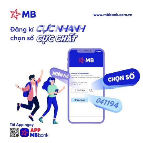 Cách mở tài khoản ngân hàng MB Bank Online 2021 miễn phí