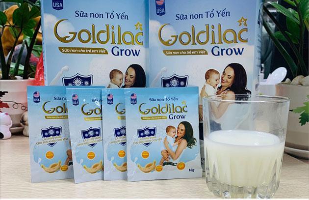 sua-non-to-yen-goldilac-grow-ban-o-dau