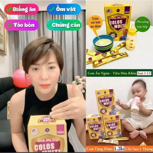 VẠCH TRẦN Mama Sữa Non Colos Multi có thực sự tốt? Giá bao nhiêu? Mua ở đâu chính hãng giá tốt nhất?