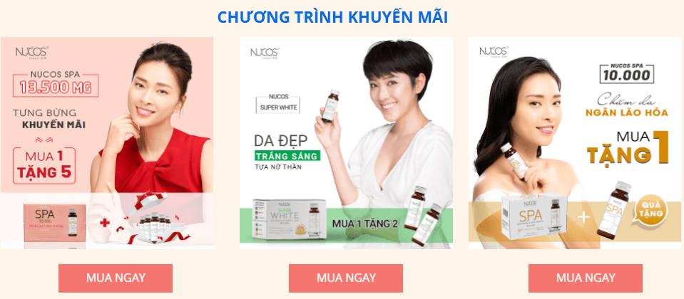 nucos-spa-collagen-giá-bao-nhiêu