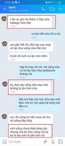review-sua-non-thao-duoc-chum-ngay-babego-tao-bon