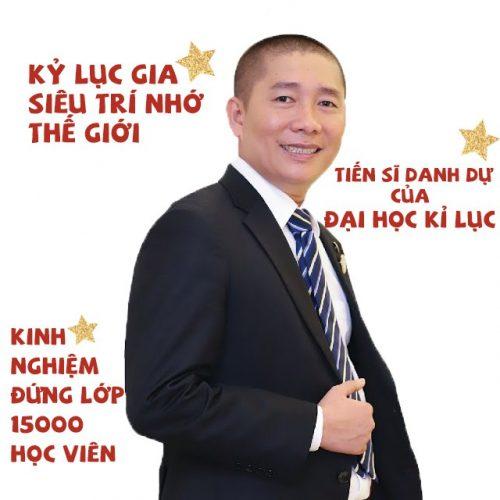 Thầy Nguyễn Phùng Phong là ai? Top 2 khóa học online dạy con thành tài hay nhất của Kỷ Lục Gia Siêu Trí Nhớ Thế Giới