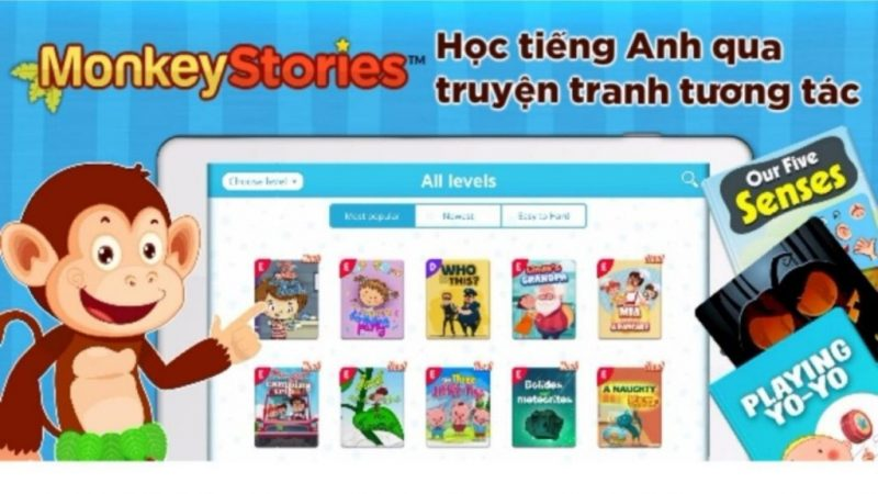 review-ung-dung-monkey-stories-hoc-tieng-anh-qua-truyen-cho-be