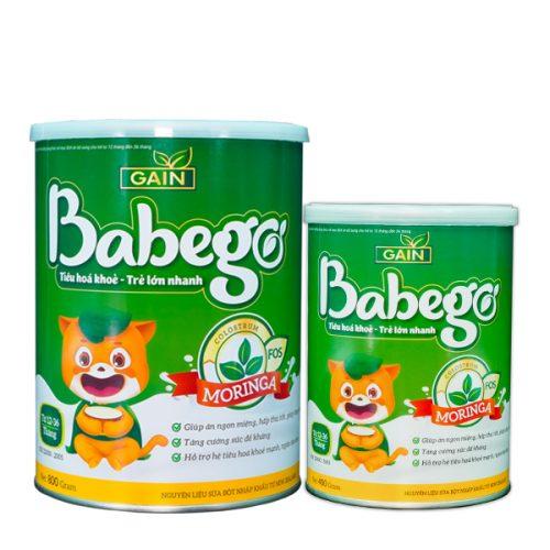 ĐÁNH GIÁ Sữa Babego có tốt không? Giá bao nhiêu? Mua ở đâu chính hãng?
