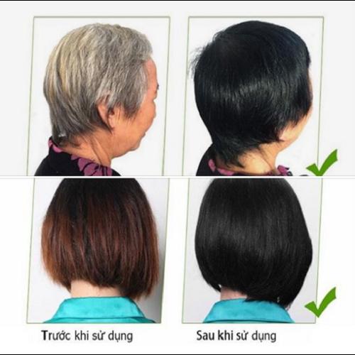 Dầu gội nhuộm đen tóc có tốt không? Nên dùng loại nào tốt nhất hiện nay? Cách dùng hiệu quả nhất?